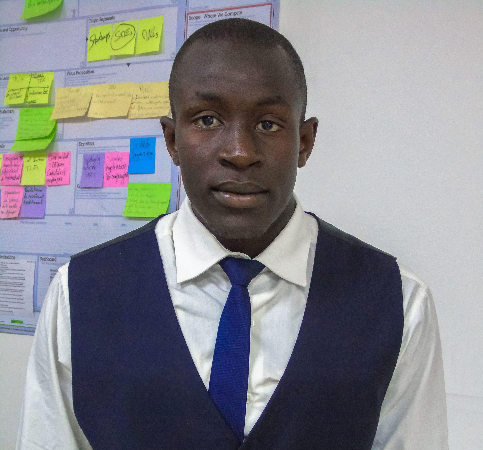 Ousmane FALL